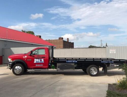 Box Truck Towing in Peoria Illinois