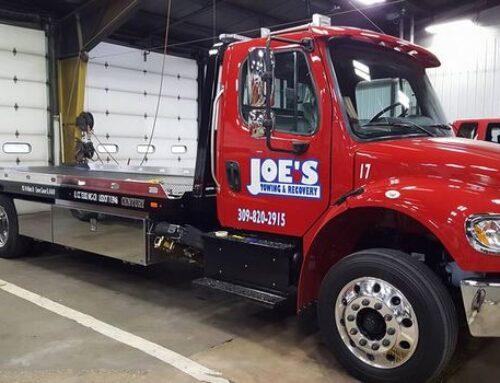 Equipment Hauling in Morton Illinois