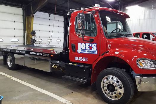 Heavy Duty Recovery-in-East Peoria-Illinois