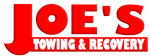 Joe's Towing Logo