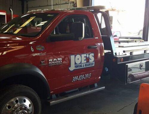 RV Towing in Bloomington Illinois