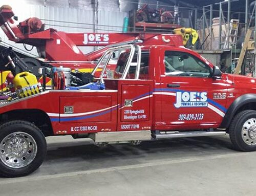Towing Service in Bloomington IL