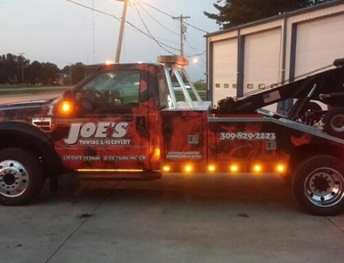 Towing in Creve Coeur IL