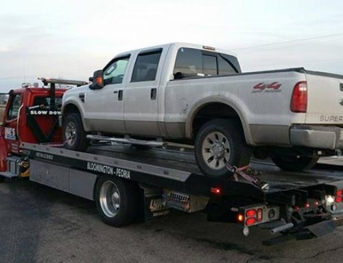 Truck Towing in Bloomington Illinois